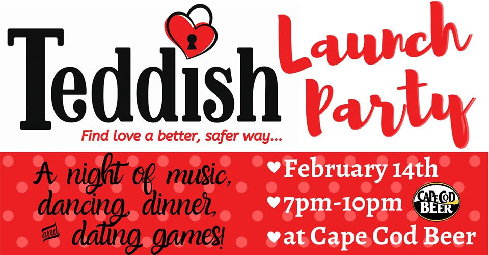 Teddish Valentine's Day Launch Party 2020