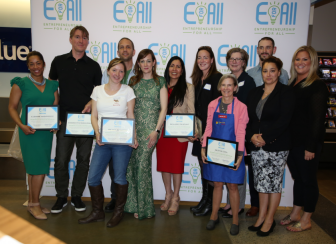 Teddish was proud to be a member of EforAll on Cape Cod