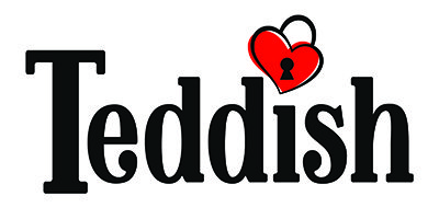 Logo for Teddish, a Cape Cod dating service that helps people find love a better, safer way