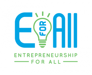 Coren Stewart of Teddish is proud to be a graduate of the 2019 EforAll program.